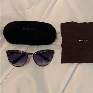 Authentic Tom ford car eye sunglasses